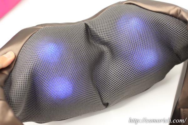 ドクターエア 3Dネックマッサージャー