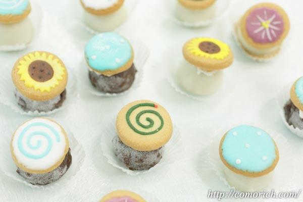 大丸松坂屋 アンファン ミニアイシングクッキーアイス