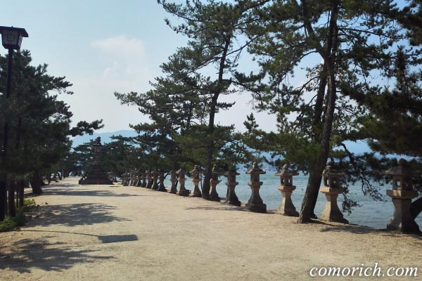 広島・宮島散策