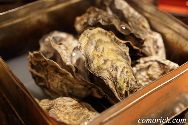 豊丸水産 牡蠣のガンガン蒸し