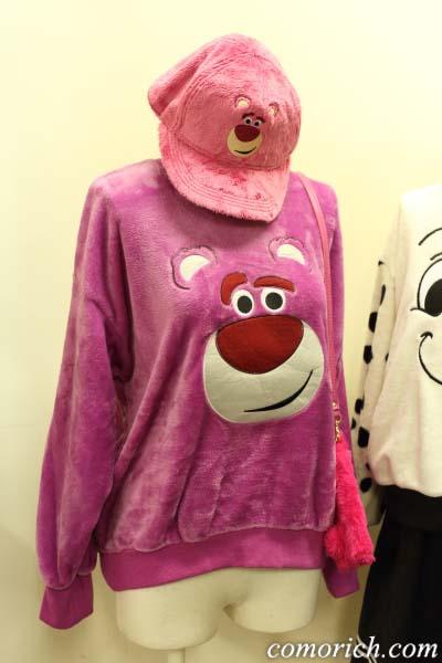 ロッツォのピンクで全身コーデ!ベルメゾンで買えるディズニーグッズ