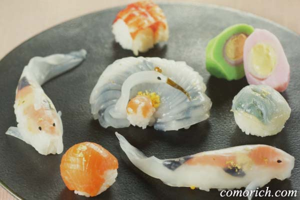 年配・目上の人におすすめのお寿司ギフト お歳暮2018大丸松坂屋