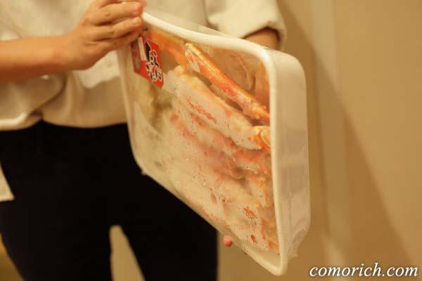 タラバガニ カニ通販はどこがいい? シーフード本舗なら食べやすいカット済み!