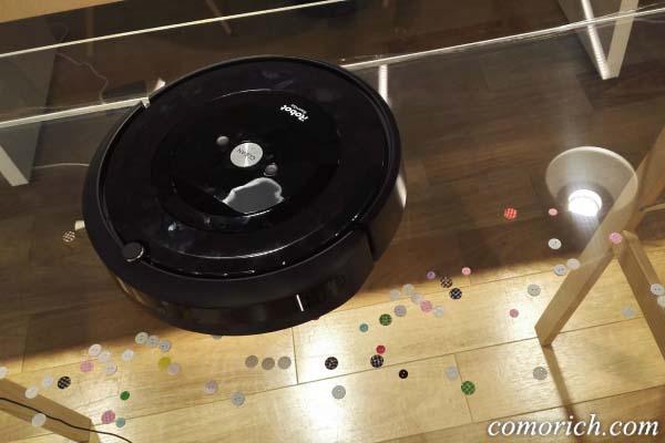 ロボット掃除機 ルンバe5