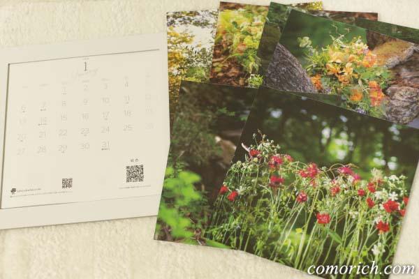 日比谷花壇 2019 カレンダー