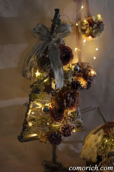 【日比谷花壇】クリスマス アーティフィシャルツリー「シュマン」