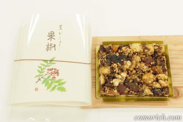 紫野和久傳(むらさきのわくでん)の「薫 果椒 カカオニブ」