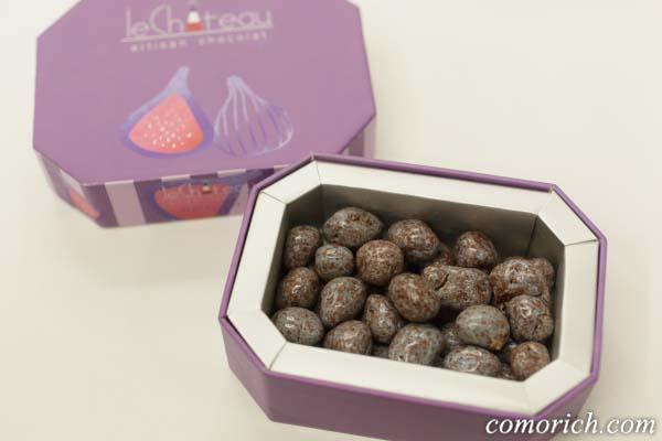 ルシャトーのイチジクチョコレート