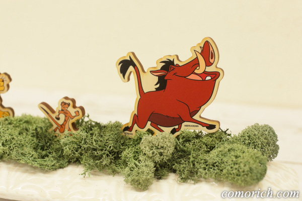 ライオンキングファン必見!ハクナマタタのプリザーブド観葉植物が登場