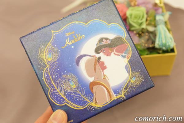 ディズニー映画『アラジン』のオルゴールフラワーが日比谷花壇から登場
