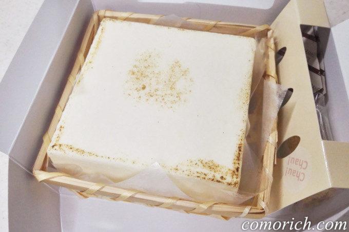 【スイーツ】送料無料のお豆腐レアチーズケーキ「トーフ・チャウデ」を食べてみた