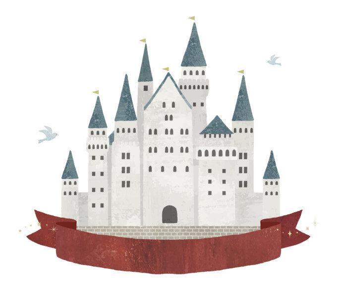 シンデレラ城のイメージ