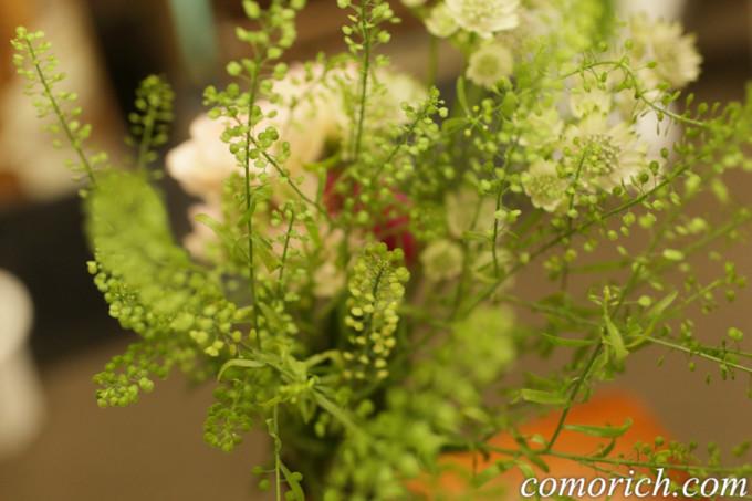 日比谷花壇のお花をもっと好きになるワークショップ『ハナノヒ教室~基礎から学べる花瓶生け~』