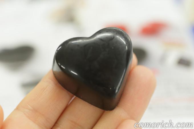 フェリシモ 幸福のチョコレート チヨコ ラズベリーブラックハート