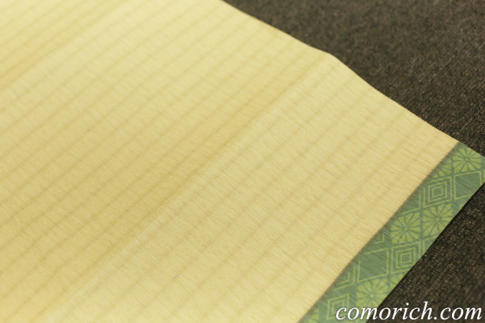 フェリシモ YOU+MORE! 日本の風景を変える 畳(たたみ)シート