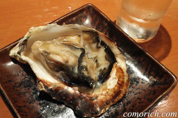 広島旅行で食べた焼き牡蠣