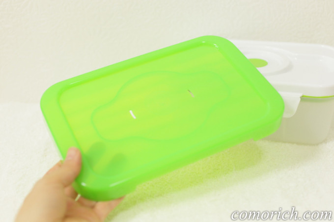 真空保存容器のフォーサに電子レンジOKの角型が新登場(写真あり)