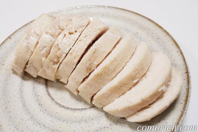 クッキングプロで作った鶏ハム
