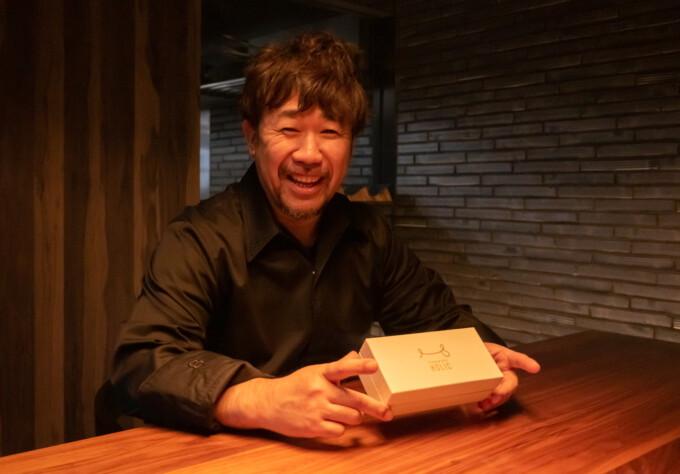 Cheesecake HOLIC(チーズケーキホリック)長谷川 稔(はせがわ みのる)シェフ